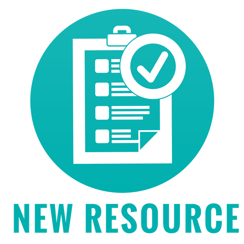 Green New Resource Available icon