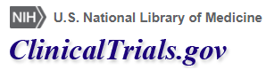 Clinical Trials.gov logo